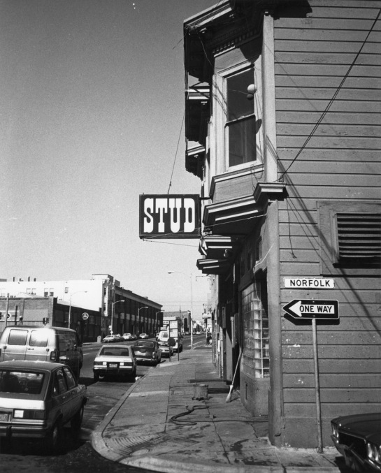 Image result for San Francisco The Stud 1966 Folsom Street